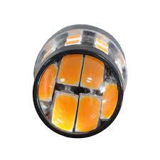 Automotive Led Lights Bulbs by Jdm Astar 1157 Bay15d Amber Yellow Turn Signal Parking Corner