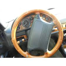 maserati steering wheel maserati quattroporte 4 94 98 steering wheel wood kjbparts com