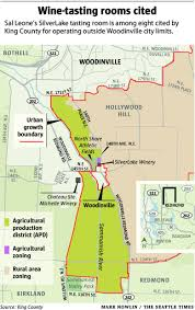 Oregon Wine Country Map by King County U0027s Wine Country Crackdown Targets Tasting Rooms The