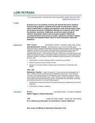 sle resume for job change career teachers resume sales teacher lewesmr