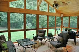 spectacular views from this 3 season room in southington ct