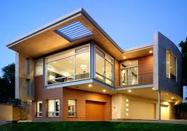 Modern House View Latest Design Modern Houses Outline Plus New