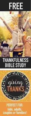 free 5 day thanksgiving bible study for adults and families