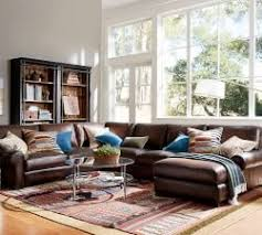 living room furniture pottery barn