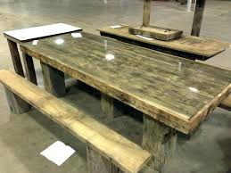 Diy Small Round Wood Park Picnic Table With Detached Octagon Bench by Articles With Octagon Picnic Table Plans With Detached Benches Tag