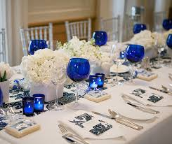 low centerpieces wedding tabletop candles flowers colin