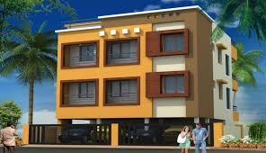 700 sq ft 2 bhk 2t apartment for sale in maha flats thilaga