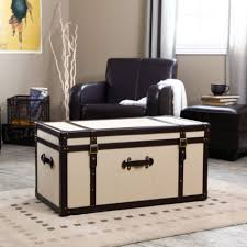 Fau Livingroom Outstanding Trunk Coffee Table For Expressive Living Room
