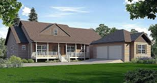 one story wrap around porch house plans plans 1 story farmhouse plans