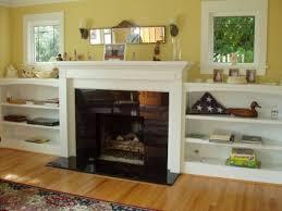 Homemade Bookshelves by Best 20 Bookshelves Around Fireplace Ideas On Pinterest Shelves