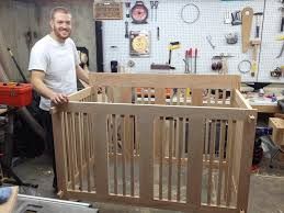 Free Woodworking Plans For Baby Cradle by Baby U0027s Crib By Ben Lumberjocks Com Woodworking Community