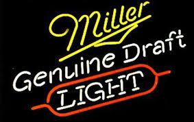 miller genuine draft light 2018 miller genuine draft light neon sign store ktv club pub beer