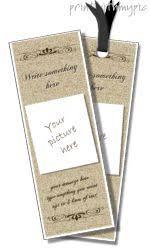 25 unique bookmark template ideas on pinterest printable book