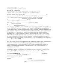 State Of Texas Power Of Attorney Form by Best Photos Of Power Of Attorney Example Form Sample Power Of
