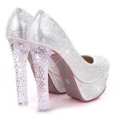 princess wedding shoes new fashion princess gorgeous glitter diamonds sole