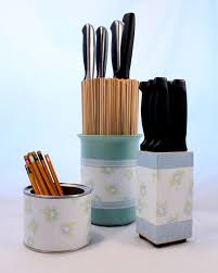 bright ideas how to make a homemade kitchen knife block sharpen up