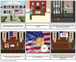 Flag Desecration Law Texas Vs Johnson Storyboard By Madelinestranzl