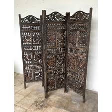 Moroccan Room Divider Moroccan Style Moon Room Divider Chairish