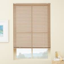 Shortening Faux Wood Blinds Better Homes And Gardens 2 Faux Wood Blinds White Walmart Com