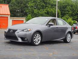 used lexus for sale by owner in nc used 2015 lexus is 250 for sale greensboro nc