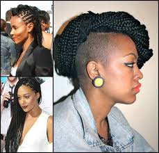 box braid hairstyles pictures inspiration with box braid