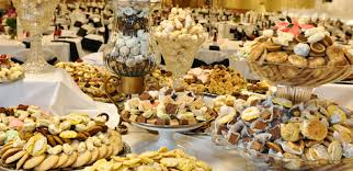 wedding cookie table ideas wedding traditions the pittsburgh cookie table