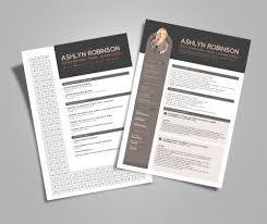 Free Resume Templates For Teachers Free Resume Cv Design Template For Trainers U0026 Teachers Good Resume