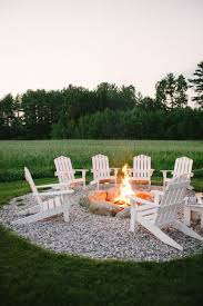 glamorous backyard fire pit and outdoor fireplace ideas diy