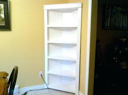 Corner Bookcase Ideas Corner Built In Shelves Wonderful Corner Bookcase Ideas Gallery