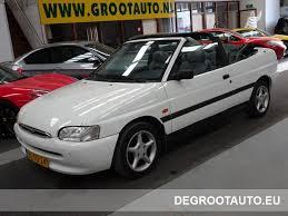 buy 1996 manual gearbox ford escort cabrio 1 6 clx