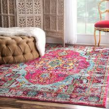Amazon Cheap Rugs Amazon Com Oriental Vintage Distressed Abstract Multi Runner Area