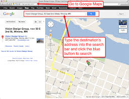 Google Maps Create Route by How To Create A