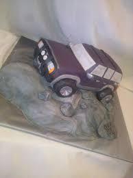 happy birthday jeep cake candicakes birthdays take 2