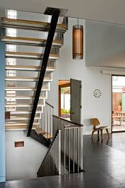 Free Standing Stairs Design Stainless Steel Balusters Staircase Modern With Freestanding