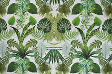 Palm Tree Upholstery Fabric Tropical Fabric Ebay