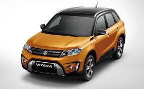 jeep burnt orange suzuki vitara colour guide and prices carwow