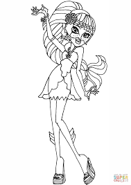 lagoona 13 wishes coloring page free printable coloring pages