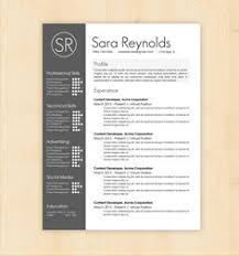 modern resume sles images minimal resume cv template graphic resume resume styles and cv