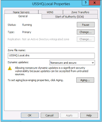 Dns Lookup How A Domain by How To Configure A Dns Secondary Zone In Windows Server 2008 U0026 2012