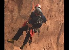 csfd rescues climber stranded at garden of the gods koaa com