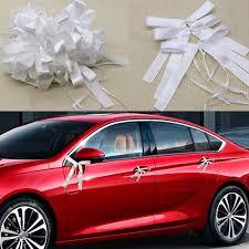 car gift bow 50pcs wedding bowknots ribbon bow bowknot car door handles and