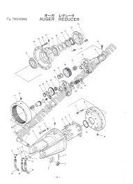 parts for aichi d705 113816