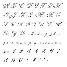 tattoo schriften vorlagen 40 designs posts fonts alphabet