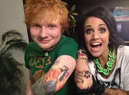 hi this is an ed sheeran thingy