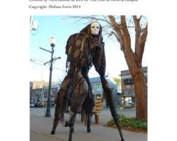 Spirit Halloween Costumes 4 Legged Stilt Spirit Halloween Costume Tutorial