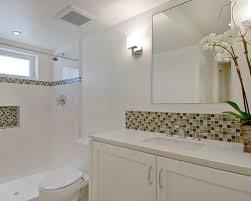 Shower Backsplash Houzz - Shower backsplash