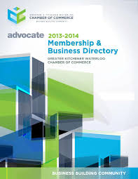 Airways Transit Kitchener - 2013 2014 greater kw chamber advocate u0026 membership directory by
