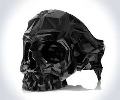 Skull Bathroom Accessories by Gold Black And Skulls For Your Bathroom This Halloween