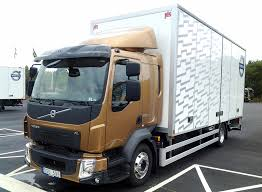 2015 volvo trucks for sale volvo fl box truck escapes running of the bulls in new ad