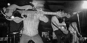 Nirvana Blind Pig Mudhoney Tourbook 1989